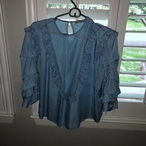 Zara top, size medium